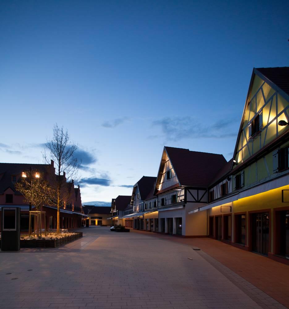 Style outlet roppenheim ing nierie bois bureau d 39 tude en structures bois strasbourg - Bureau d etude strasbourg ...